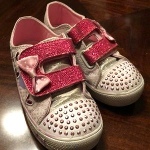 Other - Glimmer stars light up sneakers